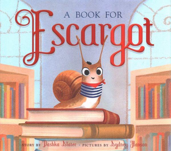 Cover of A Book for Escargot