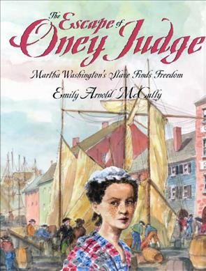 Cover of The Escape of Oney Judge
