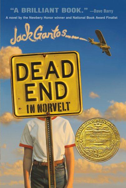 Cover of Dead End in Norvelt