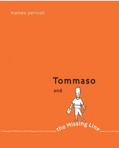 Cover of Tommaso and the Missing Line