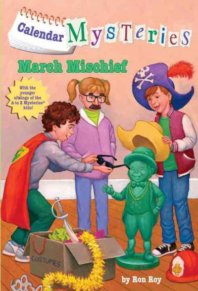 Cover of March Mischief