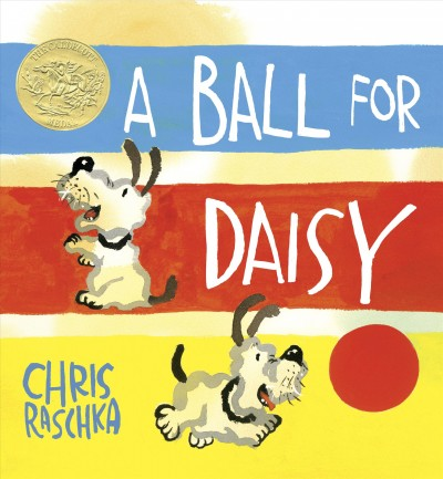 Cover of A Ball for Daisy