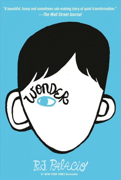 Cover of Wonder (JF)