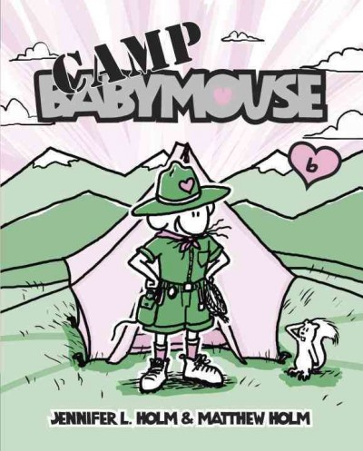 Cover of Camp Babymouse
