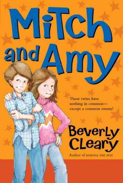 Cover of Mitch and Amy