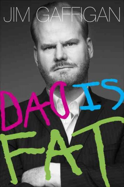 Cover of Dad is Fat