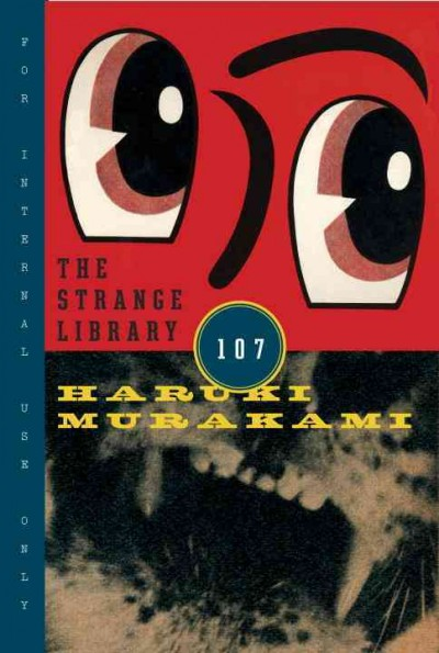 Cover of The Strange Library