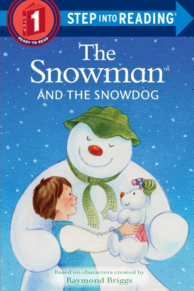 Cover of The Snowman and the Snowdog