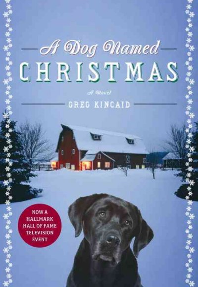 Cover of A Dog Named Christmas