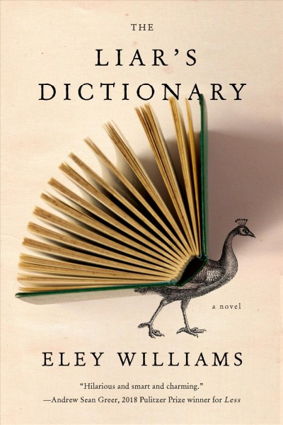 Cover of The Liar's Dictionary