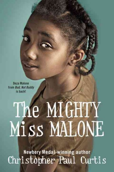 Cover of The Mighty Miss Malone