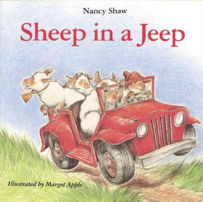 Cover of Sheep in a Jeep
