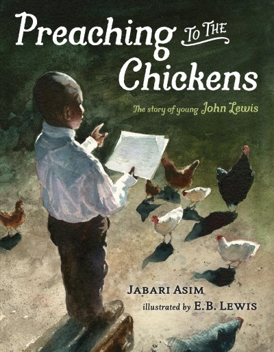 Cover of Preaching to the Chickens