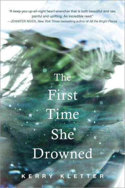 Cover of The First Time She Drowned