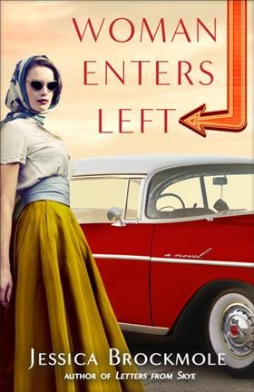 Cover of Woman Enters Left