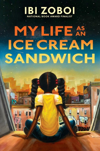 Cover of My Life as an Ice Cream Sandwich