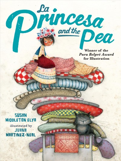 Cover of La Princesa and the Pea