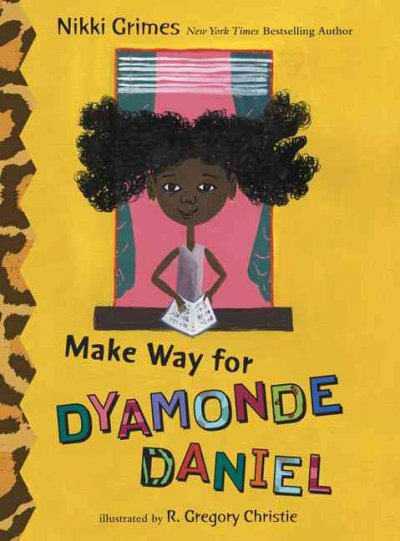 Cover of Make Way for Dyamonde Daniel