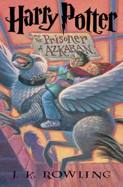 Cover of Harry Potter and the Prisoner of Azkaban