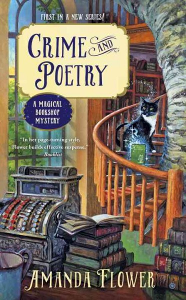 Cover of Crime and Poetry