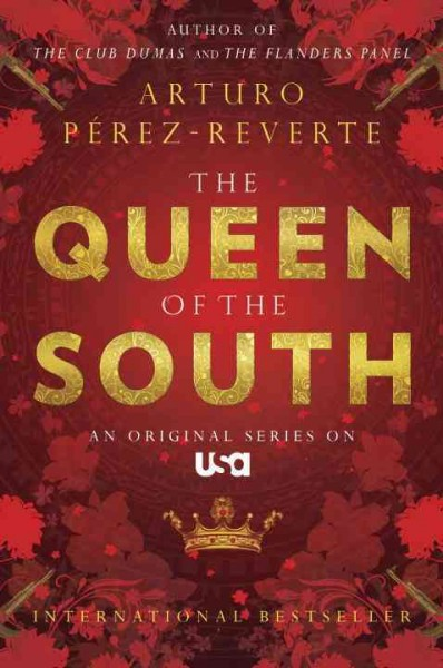 Cover of Queen of the South (Teresa Mendoza is loosely based off Sandra's life)