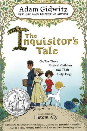 Cover of The Inquisitor's Tale