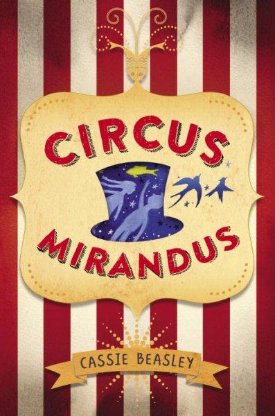 Cover of Circus Mirandus