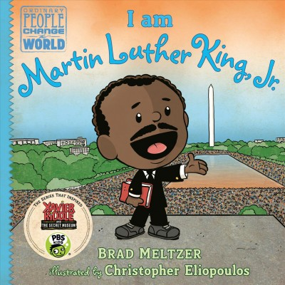 Cover of I am Martin Luther King, Jr.