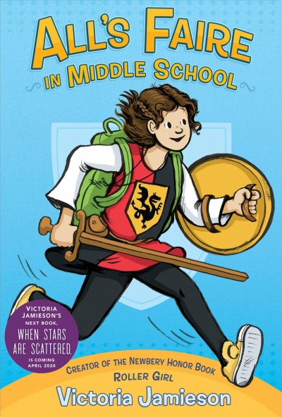 Cover of All's Faire in Middle School