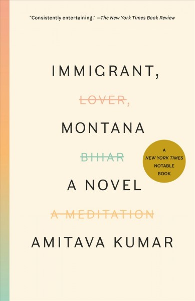 Cover of Immigrant, Montana