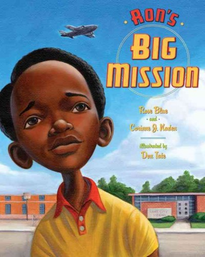 Cover of Ron's Big Mission
