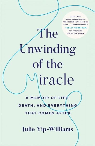 Cover of The Unwinding of the Miracle: A Memoir of Life, Death, and Everything That Comes After