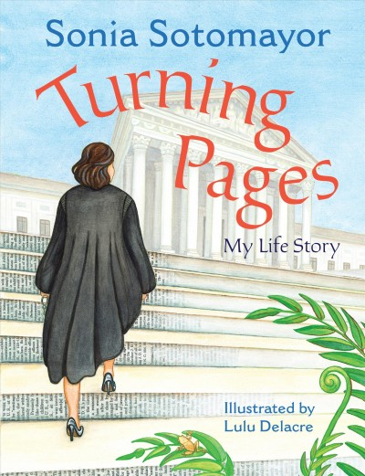 Cover of Turning Pages: My Life Story