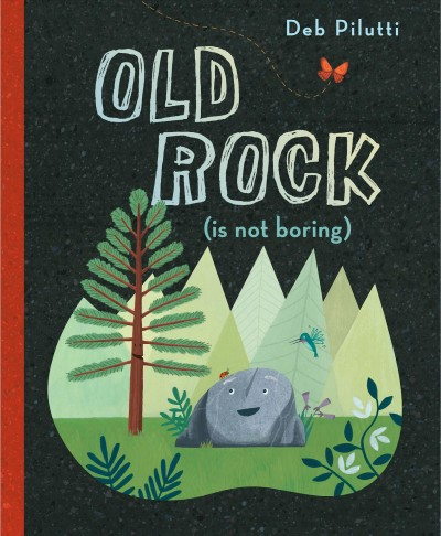 Cover of Old Rock (Is Not Boring)