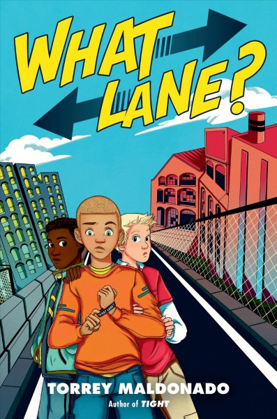 Cover of What Lane?