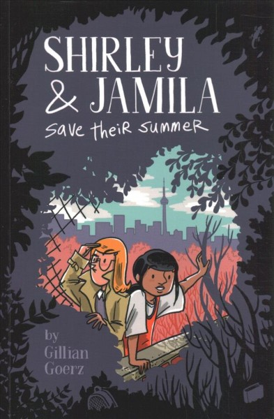 Cover of Shirley and Jamila Save Their Summer