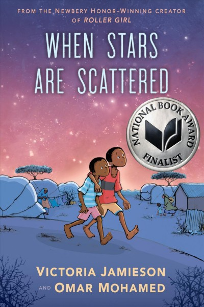 Cover of When Stars Are Scattered