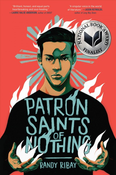 Cover of Patron Saints of Nothing