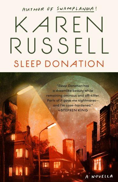 Cover of Sleep Donation