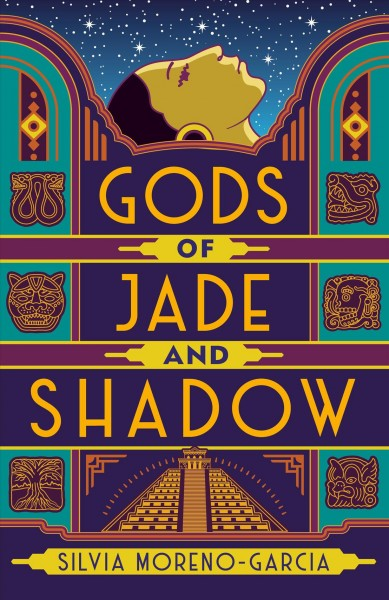 Cover of Gods of Jade and Shadow: A Novel