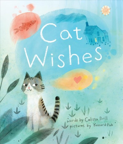 Cover of Cat Wishes
