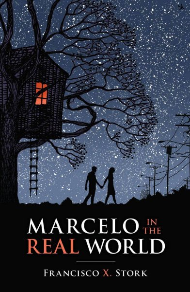 Cover of Marcelo in the Real World