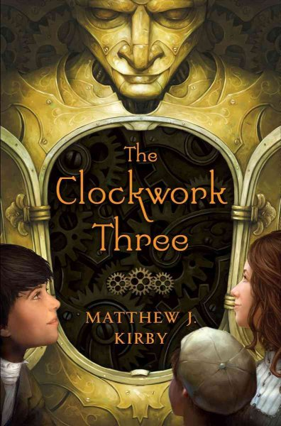 Cover of The Clockwork Three