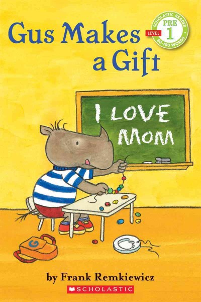 Cover of Gus Makes a Gift