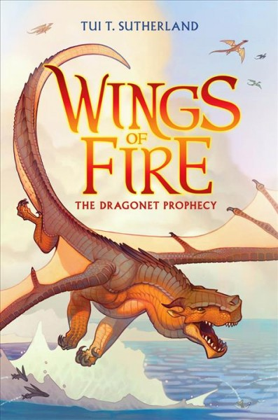 Cover of The Dragonet Prophecy: Wings of Fire