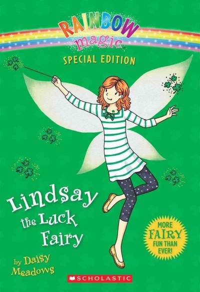 Cover of Lindsay the Luck Fairy