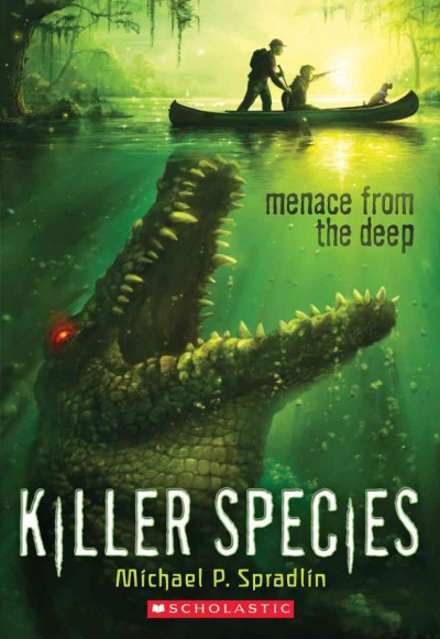 Cover of Killer Species: Menace from the Deep