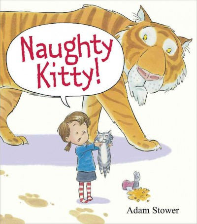 Cover of Naughty Kitty!