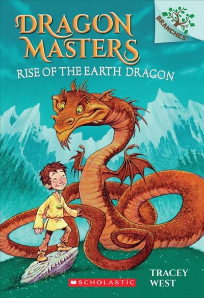 Cover of Dragon Masters: Rise of the Earth Dragon