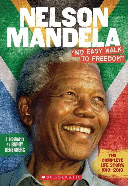 "Cover of Nelson Mandela: ""No Easy Walk to Freedom"""